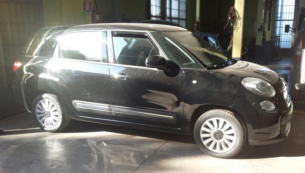 FIAT 500L LOUNGE 7 POSTI 1.3 MJET 2016 IDONEA PER NEOPATENTATI – VENDUTA